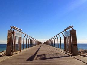 141 - Pont del Petroli (Badalona) (Fotografia Ramon Blanch. Arxiu mNACTEC 2)