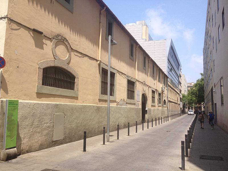 Casa-Fàbrica del carrer de les Tapies