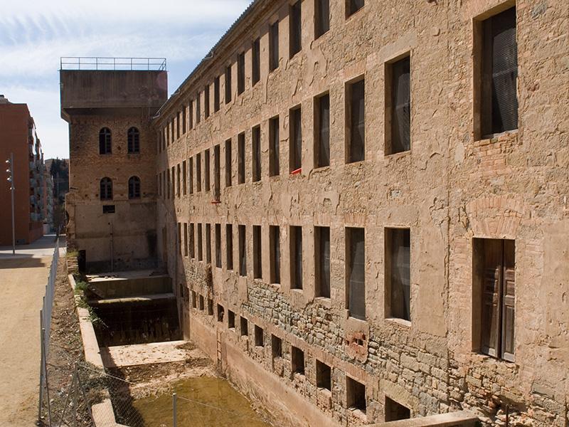 Fabrica d'Els Panyos