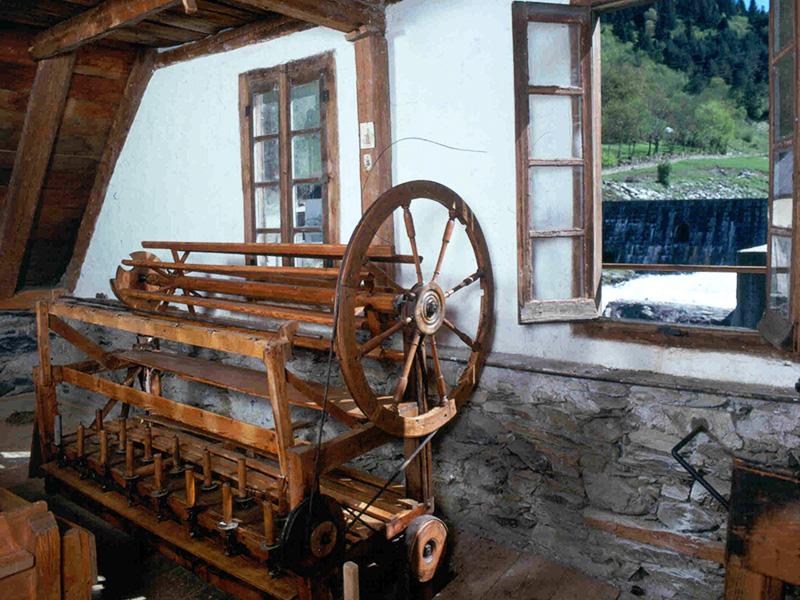 Fabrica dera Lan