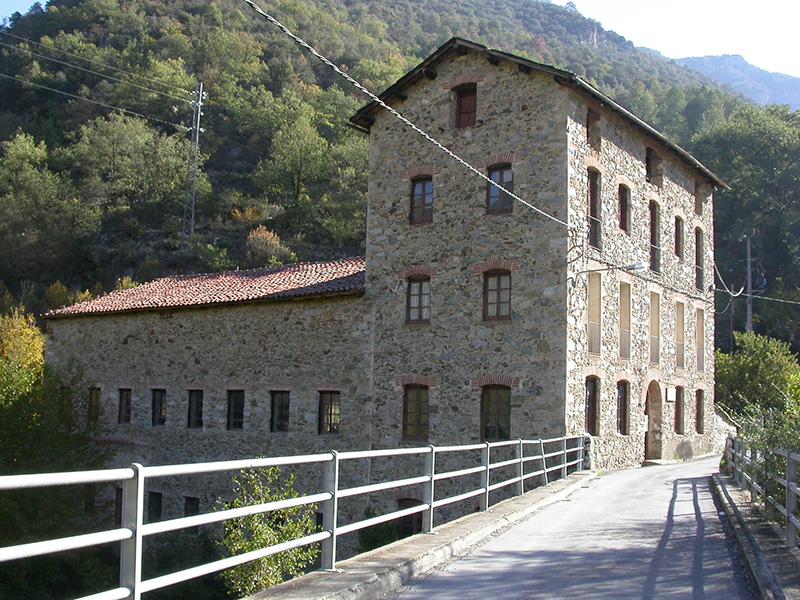 Fàbrica de llanes d'Arsèguel