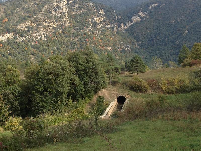 Canal Industrial de Berga