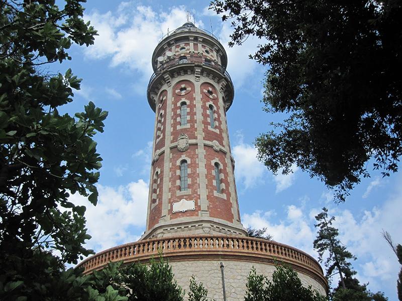 Torre d'Aigües de Dos Rius
