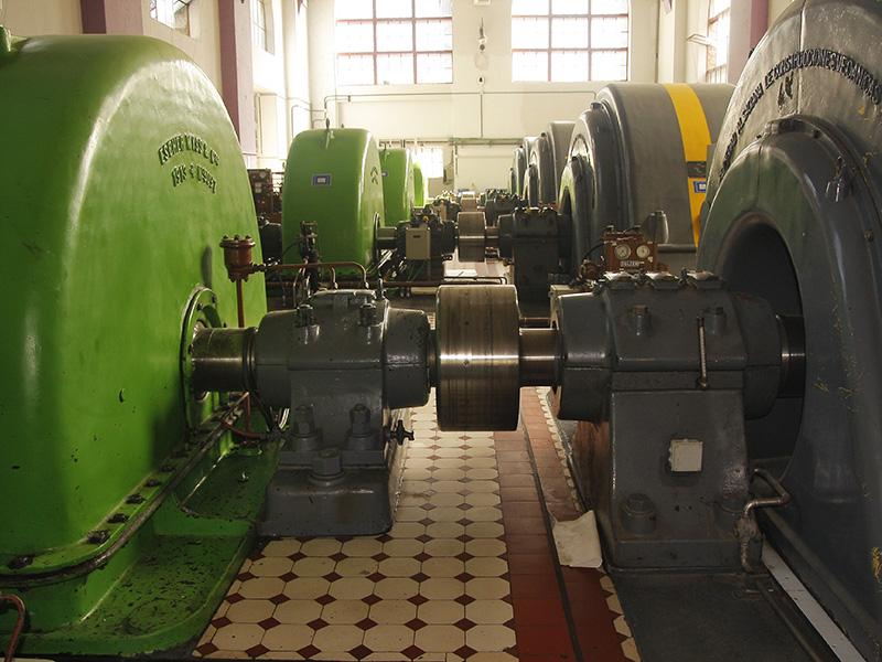 Conjunt hidroelèctric i Central de Cabdella