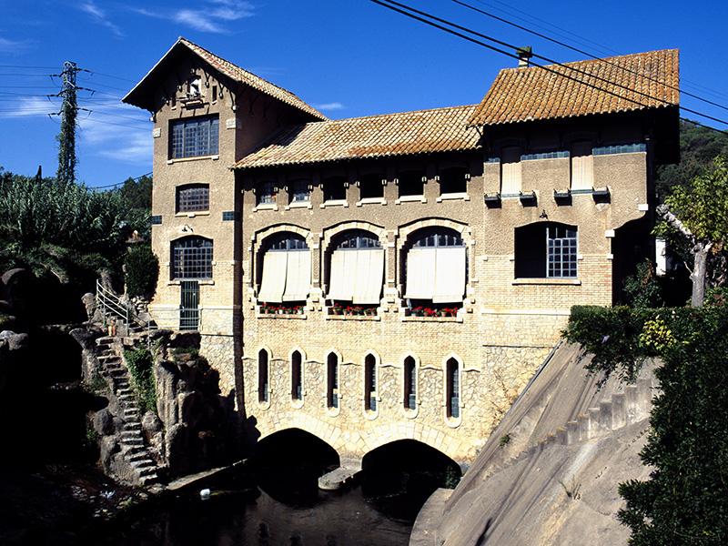 Centrals de Vilanna i Bescanó