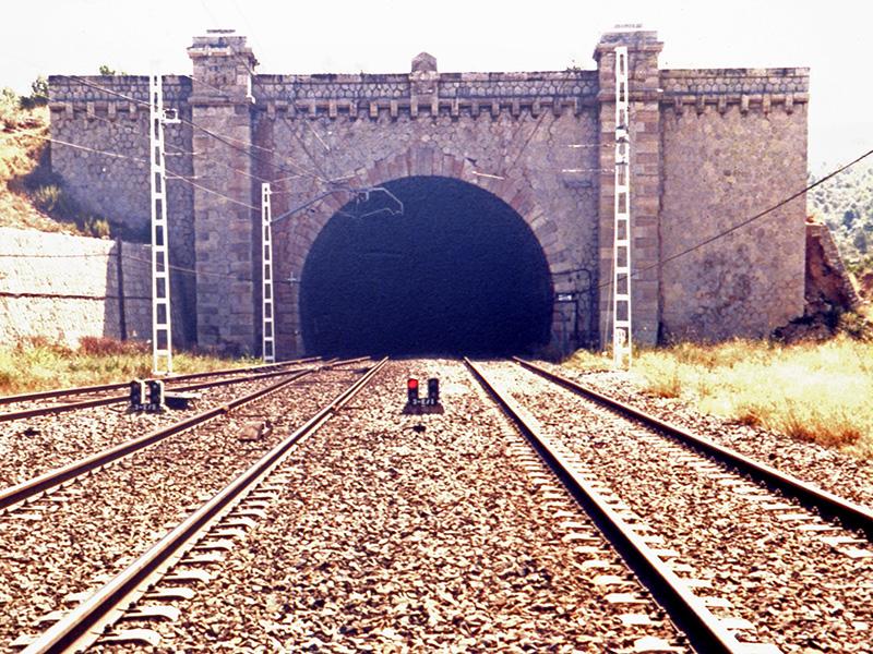 Túnel de La Torreta