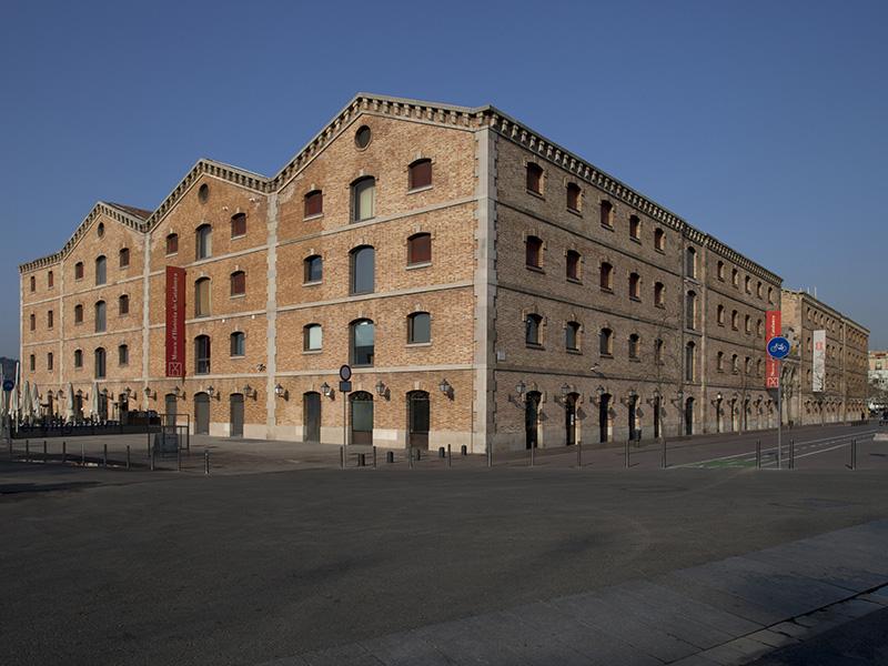 Magatzems del Port de Barcelona