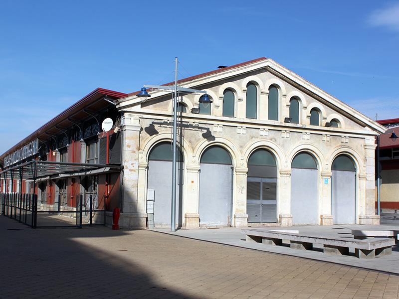 Tinglados del Port de Tarragona