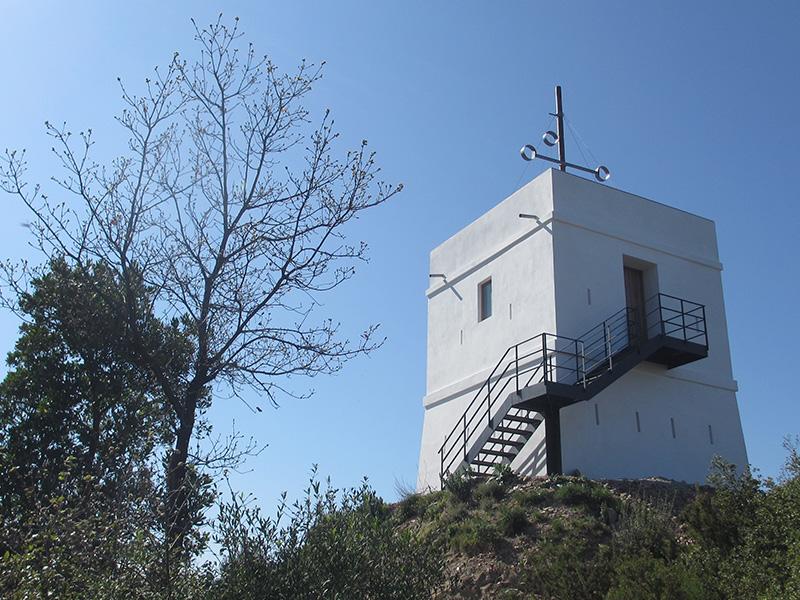 Torre de telegrafia òptica del Montornès