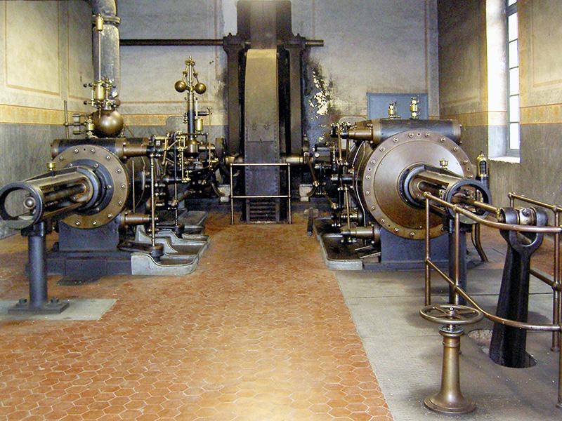 Conjunt industrial i Vapor Can Burés