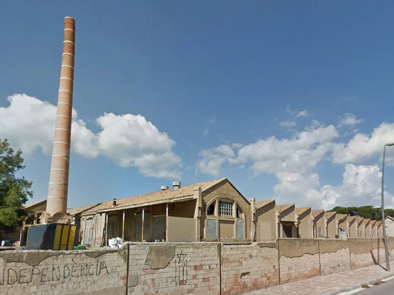Fàbrica Martí, Llopart i Trenchs