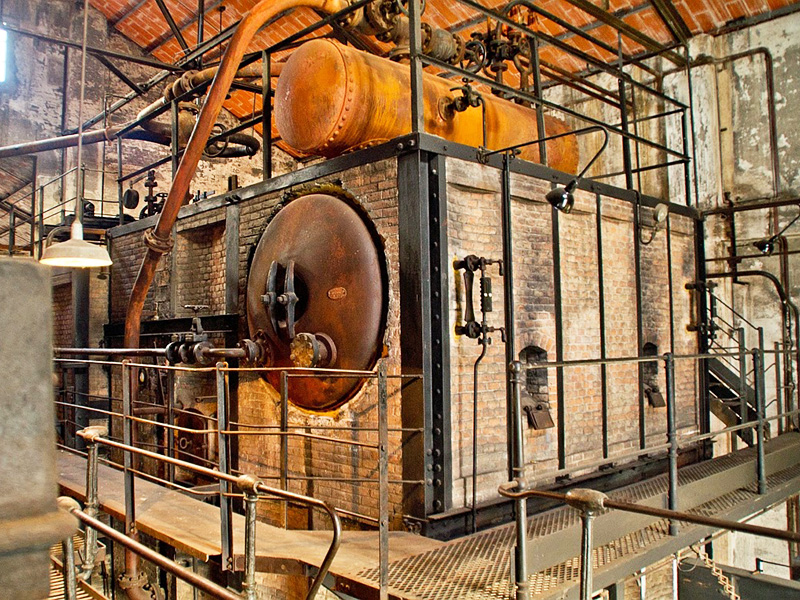 Conjunt industrial Tèrmica Roca Umbert