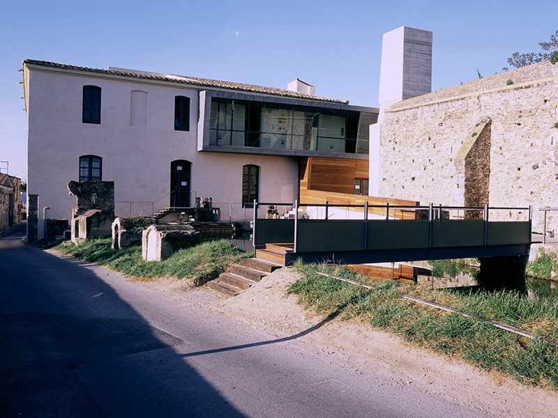 Farinera de Castelló d'Empúries