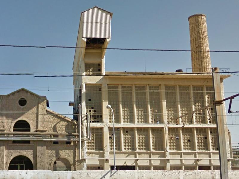 Fàbrica de l'Electroquímica i Colònia obrera