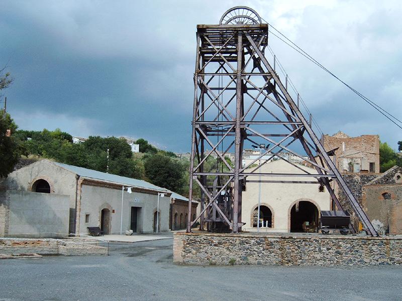 Mines de Plom de Bellmunt del Priorat