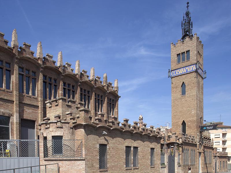 Fàbrica Casarramona