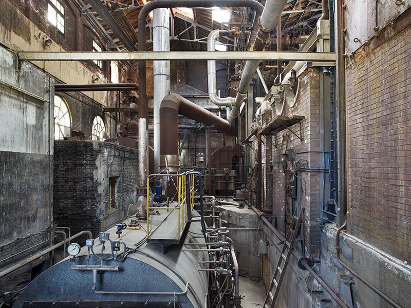 Conjunt industrial Fabra & Coats